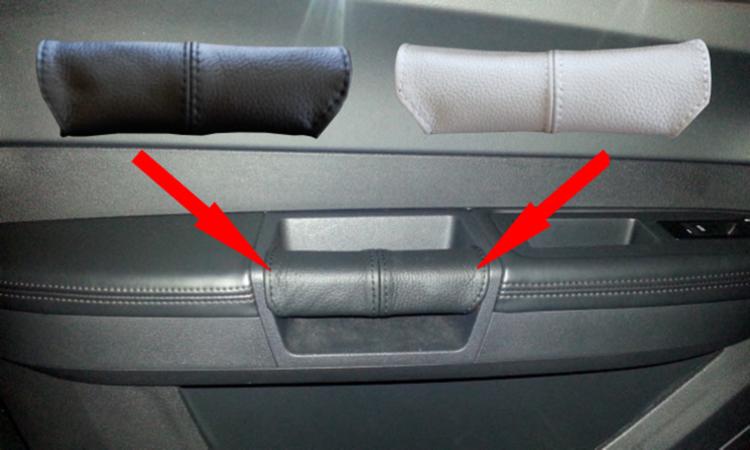 Leather Door Handle Covers
