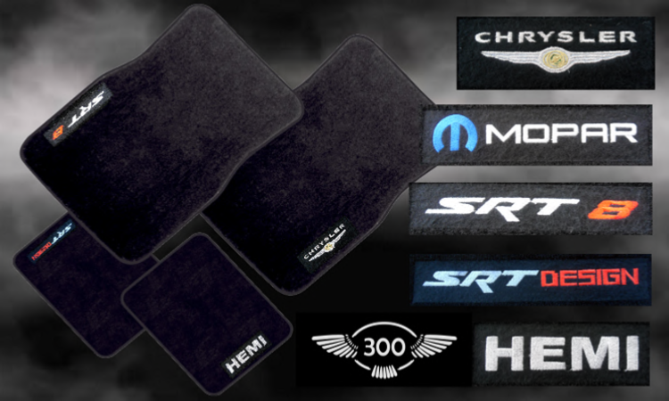 Chrysler 300c Custom Floor Mats